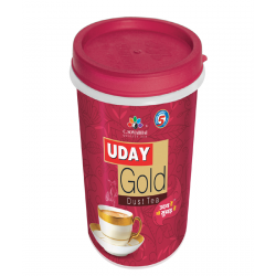 Uday Gold Dust Tea -500g Container Pack